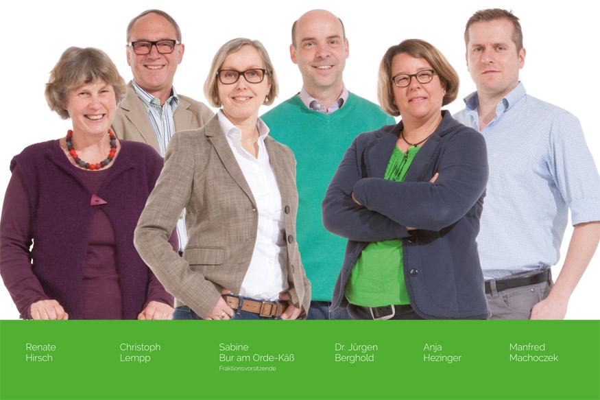 GRÜNE Kirchheim-Teck: Gemeinderat